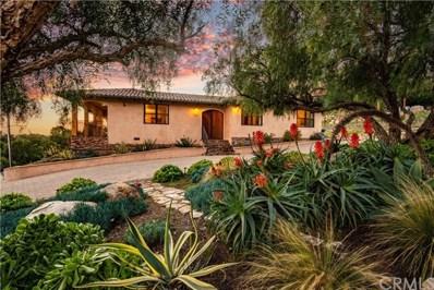27 Cinnamon Lane, Rancho Palos Verdes, CA 90275 - MLS#: PV20035294
