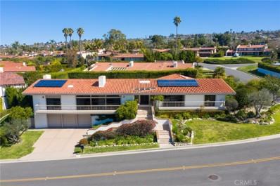 1432 Via Zumaya, Palos Verdes Estates, CA 90274 - MLS#: PV20041858