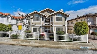 2415 Marshallfield Lane UNIT A, Redondo Beach, CA 90278 - MLS#: PV20066212