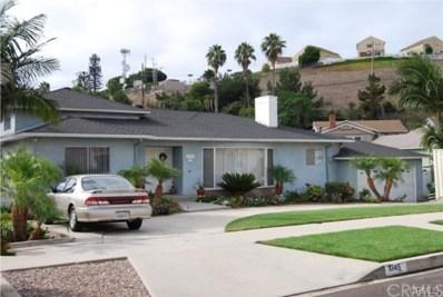 1345 W 22nd Street, San Pedro, CA 90732 - MLS#: PV20067119
