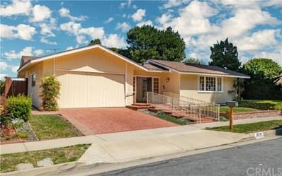 26718 Shadow Wood Drive, Rancho Palos Verdes, CA 90275 - MLS#: PV20068778