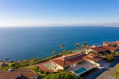 952 Paseo La Cresta, Palos Verdes Estates, CA 90274 - MLS#: PV20137562