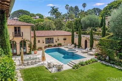 1108 Via Mirabel, Palos Verdes Estates, CA 90274 - MLS#: PV20162686