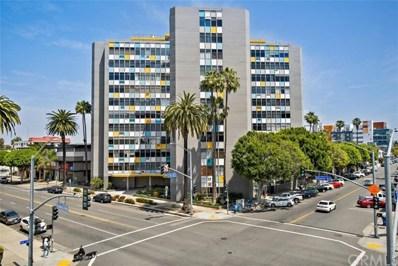 100 Atlantic Avenue UNIT 606, Long Beach, CA 90802 - MLS#: PV21080569