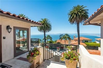 865 Rincon Lane, Palos Verdes Estates, CA 90274 - MLS#: PV21091863