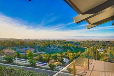 16 Deerhill Drive, Rolling Hills Estates, CA 90274 - MLS#: PV21103013