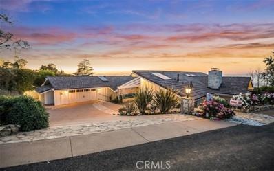 6 Maverick Lane, Rolling Hills, CA 90274 - MLS#: PV21120701