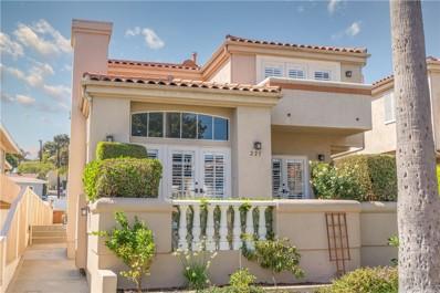 221 N Irena Avenue UNIT 4, Redondo Beach, CA 90277 - MLS#: PV21208523