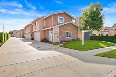 9438 Cedar Street UNIT C, Bellflower, CA 90706 - MLS#: PW16760438