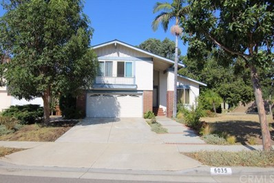 6035 E Constantine Road, Anaheim Hills, CA 92807 - MLS#: PW17031546