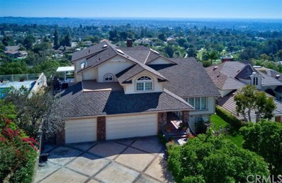 15924 Aurora Crest Drive, Whittier, CA 90605 - MLS#: PW17050879