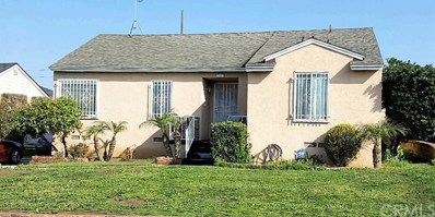 2137 W 109th Place, Los Angeles, CA 90047 - MLS#: PW17063184