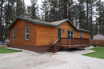 408 Jeffries Road, Big Bear, CA 92315 - MLS#: PW17093004