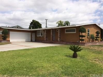 2914 W Elmlawn Drive, Anaheim, CA 92804 - MLS#: PW17097475