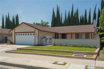 660 N Sacramento Street, Orange, CA 92867 - MLS#: PW17104992