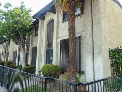 1301 S Greenwood Avenue UNIT 5, Montebello, CA 90640 - MLS#: PW17109307