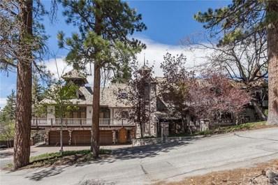 848 Jeffries Road, Big Bear, CA 92315 - MLS#: PW17118587