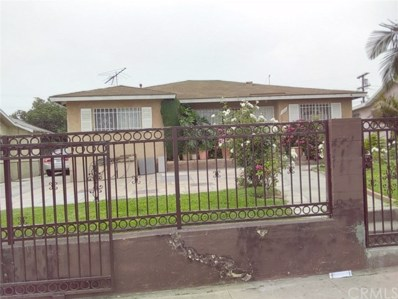 224 E 109th Place, Los Angeles, CA 90061 - MLS#: PW17120333