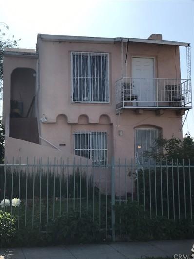 603 N Pearl Avenue, Compton, CA 90221 - MLS#: PW17121362