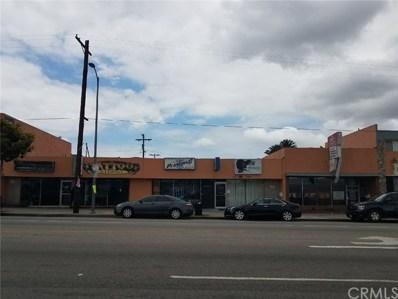 7413 Crenshaw Boulevard, Los Angeles, CA 90043 - MLS#: PW17125303
