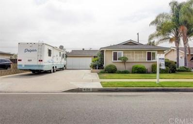 4134 N Ramona Street, Orange, CA 92865 - MLS#: PW17125489