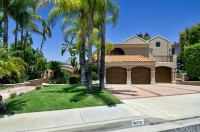 16275 Aurora Crest Drive, Whittier, CA 90605 - MLS#: PW17126926