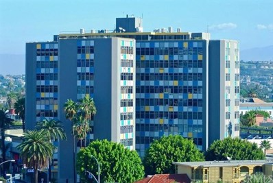 100 Atlantic Avenue UNIT 804, Long Beach, CA 90802 - MLS#: PW17130637