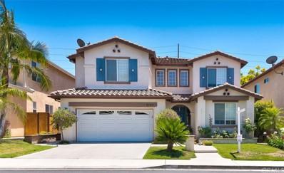 8260 E Brookdale Lane, Anaheim, CA 92807 - MLS#: PW17133357