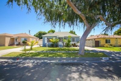15322 Sylvanwood Avenue, Norwalk, CA 90650 - MLS#: PW17135049