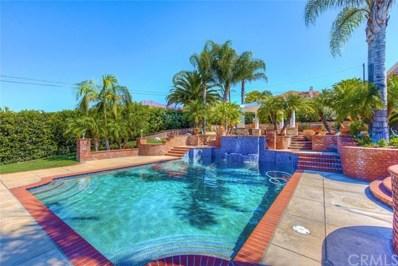5262 Los Altos Drive, Yorba Linda, CA 92886 - MLS#: PW17137518