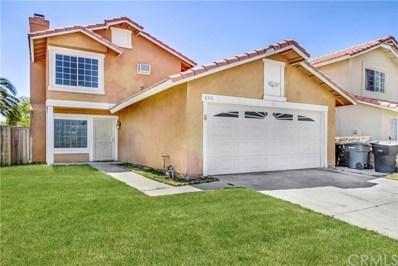 656 Wilson Avenue, Perris, CA 92571 - MLS#: PW17137583
