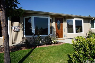 1601 Glenview Road UNIT 64I, Seal Beach, CA 90740 - MLS#: PW17140641