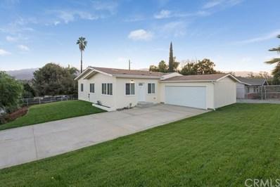 19193 Consul Avenue, Corona, CA 92881 - MLS#: PW17143813