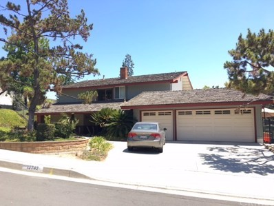 13742 Terrace Place, Whittier, CA 90601 - MLS#: PW17145701