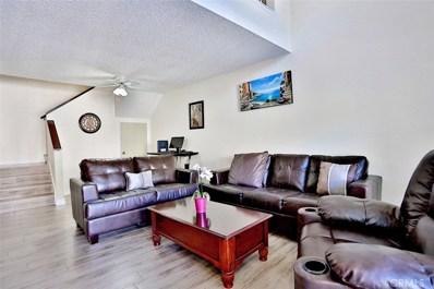 12612 Fieldstone Lane UNIT 75, Garden Grove, CA 92845 - MLS#: PW17146849