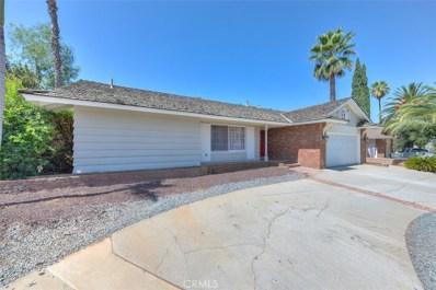 1940 Brae Burn Drive, Corona, CA 92882 - MLS#: PW17147620
