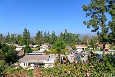 6483 E Calle Del Norte, Anaheim Hills, CA 92807 - MLS#: PW17151477