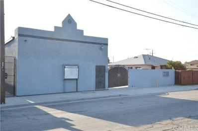306 N Wilmington Avenue, Compton, CA 90220 - MLS#: PW17154222