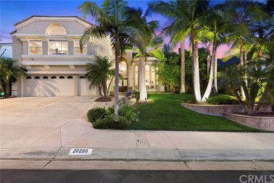 20290 Via Manzanillo, Yorba Linda, CA 92887 - MLS#: PW17154502