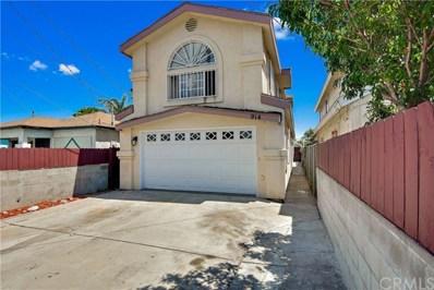 914 W Elm Street, Compton, CA 90220 - MLS#: PW17155347