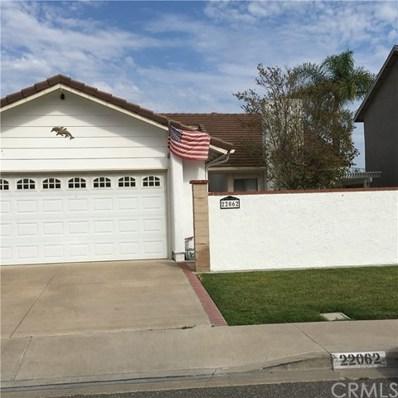 22062 Calderas, Mission Viejo, CA 92691 - MLS#: PW17156005