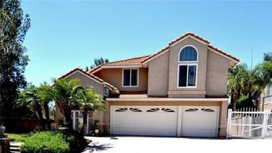1250 Kraemer Drive, Corona, CA 92882 - MLS#: PW17157225