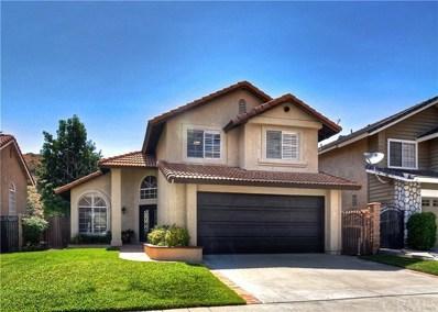 4935 Lotus Avenue, Yorba Linda, CA 92887 - MLS#: PW17157653