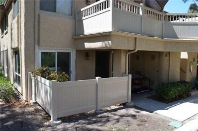 25652 Rimgate Drive UNIT 6B, Lake Forest, CA 92630 - MLS#: PW17159493