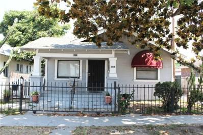 1169 E 17th Street, Long Beach, CA 90813 - MLS#: PW17160766
