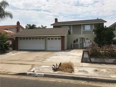 16347 Shadbush Street, Fountain Valley, CA 92708 - MLS#: PW17161263
