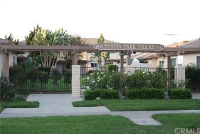 1881 Mitchell Avenue UNIT 79, Tustin, CA 92780 - MLS#: PW17161510