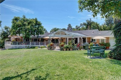 1550 N Walnut Street, La Habra Heights, CA 90631 - MLS#: PW17162677