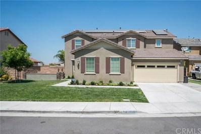 14718 Ella Drive, Eastvale, CA 92880 - MLS#: PW17162718