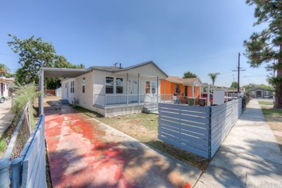 1259 E 89th Street, Los Angeles, CA 90002 - MLS#: PW17164426